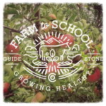 apples farm to school logo