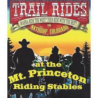 Mt Princeton Riding