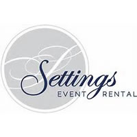 Settings Event Rental
